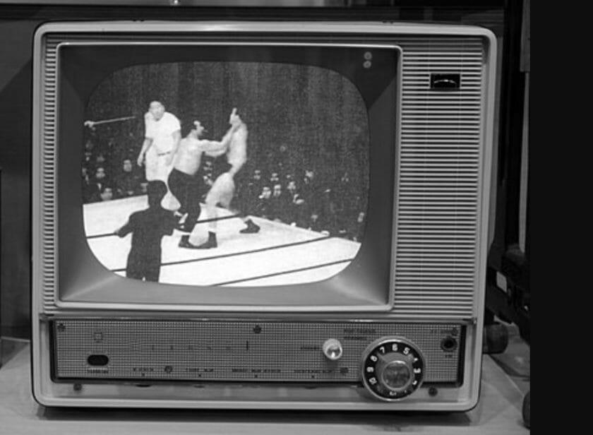 国立市で古いブラウン管テレビを捨てる方法