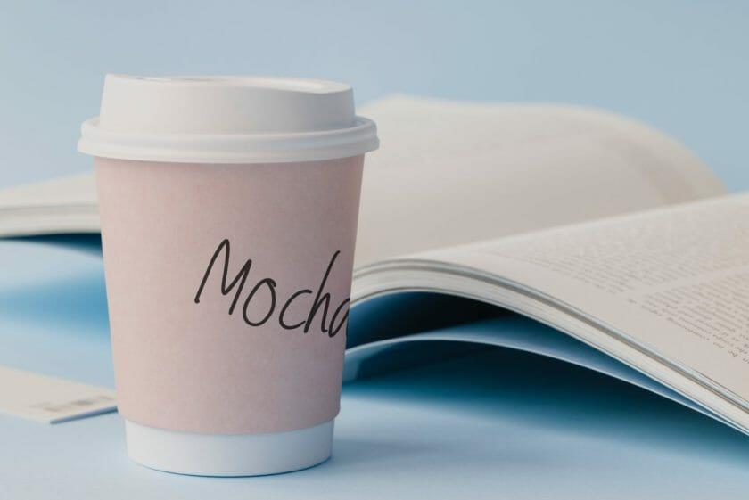 セブンカフェのカフェラテ