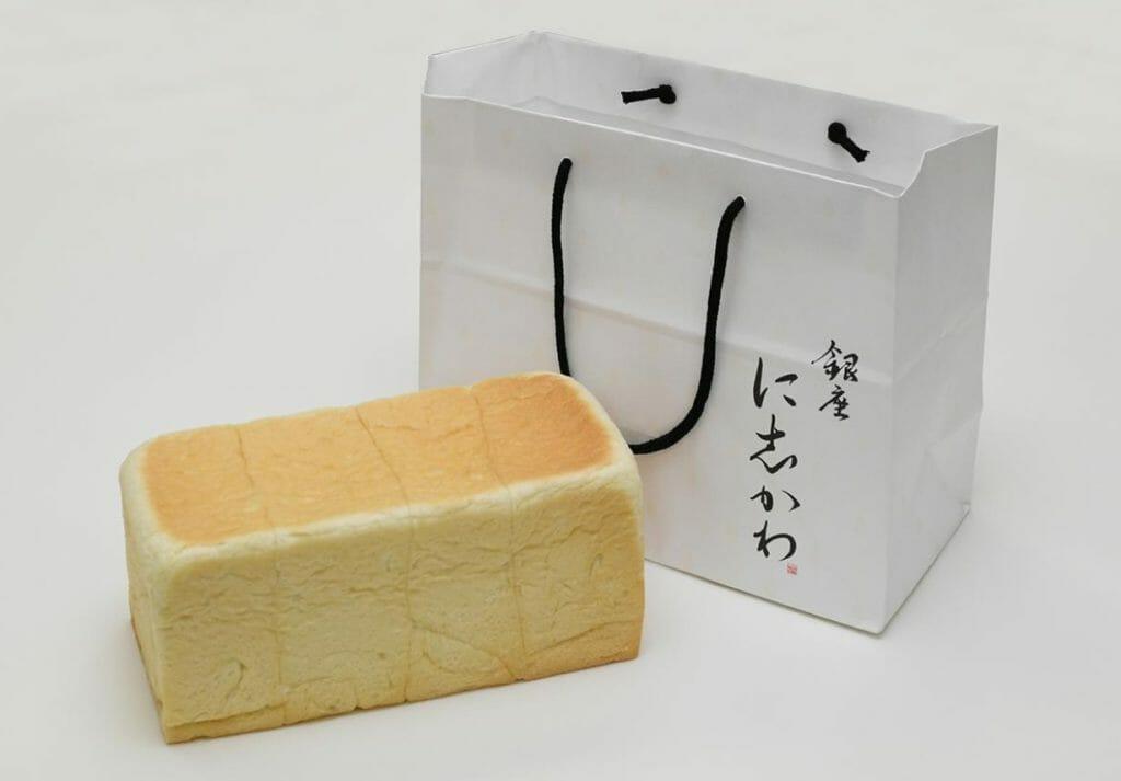 銀座 西川 食パン